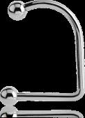 MICRO LIP HOOP + BILLE
