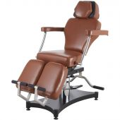 FAUTEUIL TATTOO HYDRAULIQUE TATSOUL 680 OROS TOBACCO