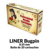 PIN-UP BUGPIN LINER 0.25MM