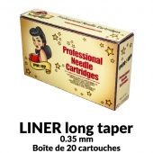 PINUP LINER 0.35MM LONG TAPER