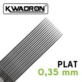 KWADRON FLATS 0,35 mm