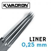KWADRON LINERS 0,25 mm