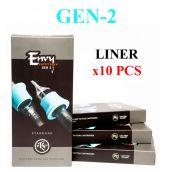TATSOUL ENVY GEN2 CARTOUCHES LINER X10PCS