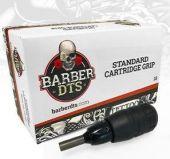 BARBER GRIP REGLABLE JETABLE POUR CARTOUCHES STANDARD X10PCS 30MM